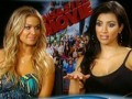 Carmen Electra & Kim Kardashian on Distaster Movie