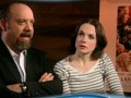 Paul Giamatti & Kerry Condon on The Last Station