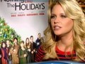 Debra Messing & the cast of Nothing Like The Holidays