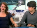 Rainn Wilson & Emma Stone on The Rocker