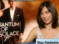 Daniel Craig & Olga Kurylenko on Quantum Of Solace