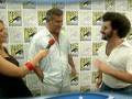Bruce Campbell on Burn Notice @ Comic Con