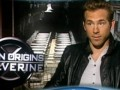 Hugh Jackman & Ryan Reynolds on X-Men Origins: Wolverine Pt.1 of 2