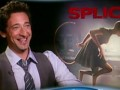 Adrien Brody & Sarah Polley on Splice