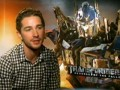 Megan Fox & Shia LaBeouf on Transformers: Revenge of the Fallen Pt.1 of 2