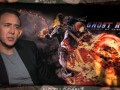 Nicolas Cage, Idris Elba & Johnny Whitworth on Ghost Rider 2