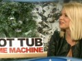 John Cusack & Craig Robinson on Hot Tub Time Machine