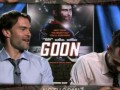 Seann William Scott & Jay Baruchel are 'Gay Porn Hard' for GOON!