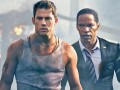Channing Tatum & Jamie Foxx Uncensored on White House Down