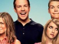 Jennifer Aniston, Jason Sudeikis, Emma Roberts, Kathryn Hahn & Will Poulter Uncensored on We're The Millers