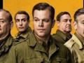George Clooney, Matt Damon, John Goodman & Bob Balaban Uncensored on The Monuments Men