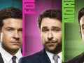 Jason Sudeikis, Jason Bateman, Charlie Day & Jennifer Aniston Uncensored on Horrible Bosses 2